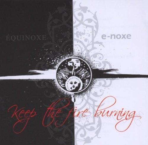 KEEP THE FIRE BURNING CD 2008 (DAVANTAGE Psyche WYNARDTAGE Acylum)