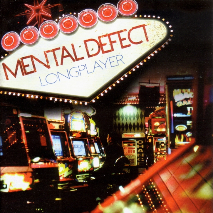 MENTAL DEFECT Longplayer CD 2011