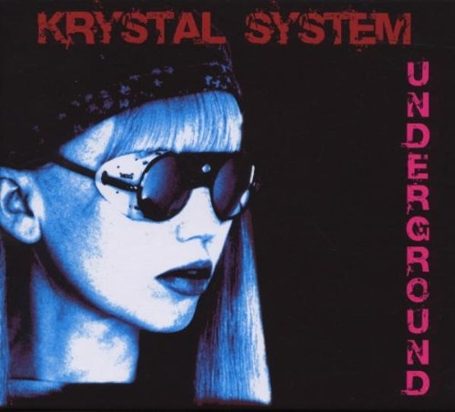 KRYSTAL SYSTEM Underground LIMITED 2CD BOX 2008