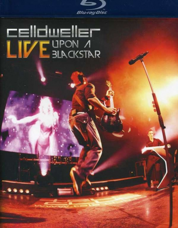 CELLDWELLER Live Upon A Blackstar BLU-RAY+DVD 2012
