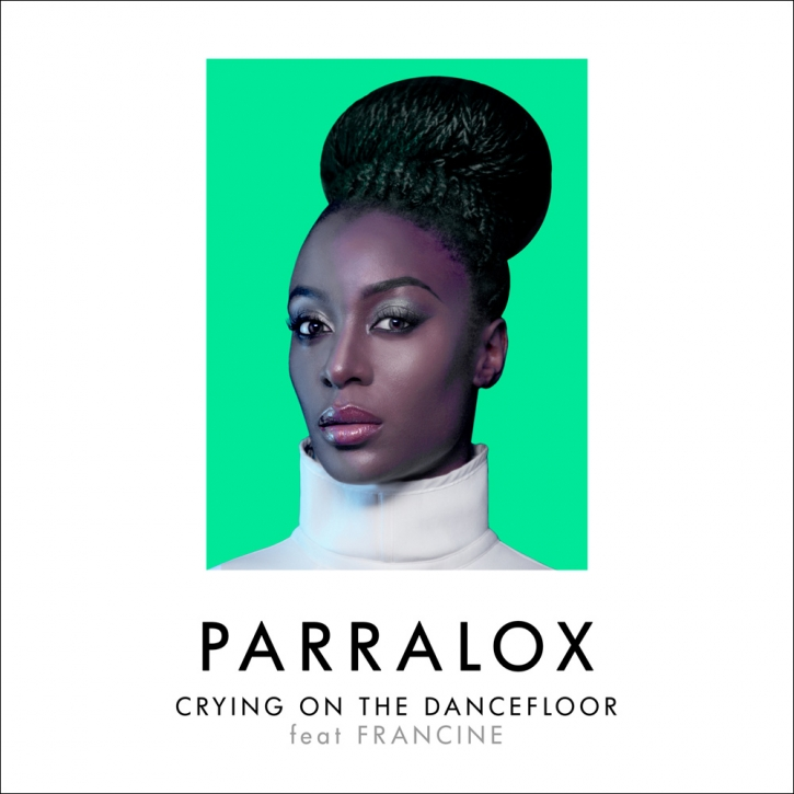 PARRALOX Crying On The Dancefloor LIMITED CD EP 2015
