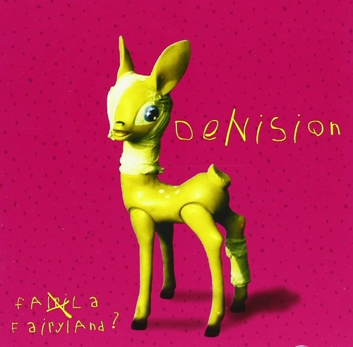 DE/VISION Fairyland ? CD 1996
