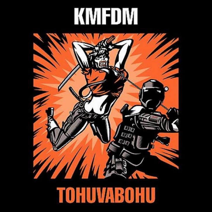 KMFDM Tohuvabohu CD 2007