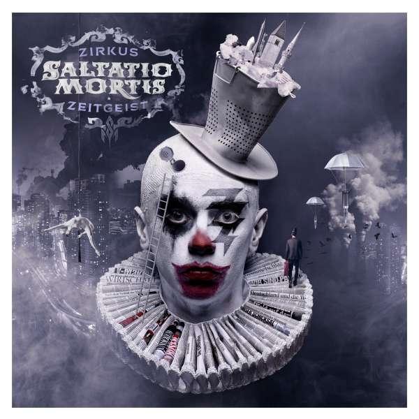SALTATIO MORTIS Zirkus Zeitgeist (Limited Deluxe Edition) 2CD Digipack 2015