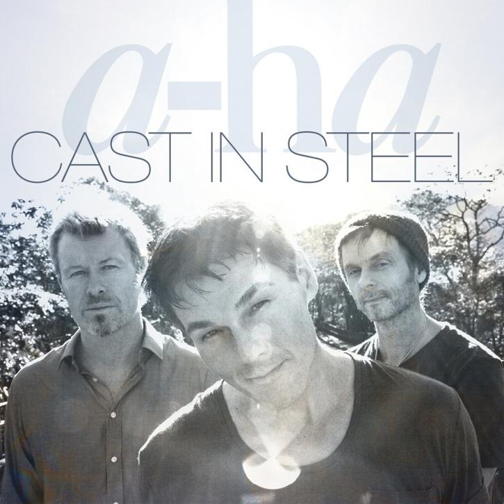 A-HA Cast in Steel CD 2015