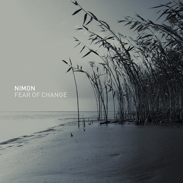 NIMON Fear of Change CD 2015 ant-zen