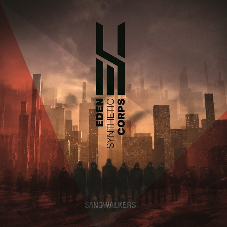 EDEN SYNTHETIC CORPS (ESC) Sandwalkers CD 2015