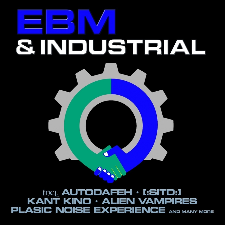 EBM & INDUSTRIAL 2CD 2015 Frozen Plasma SITD Alien Vampires X-RX