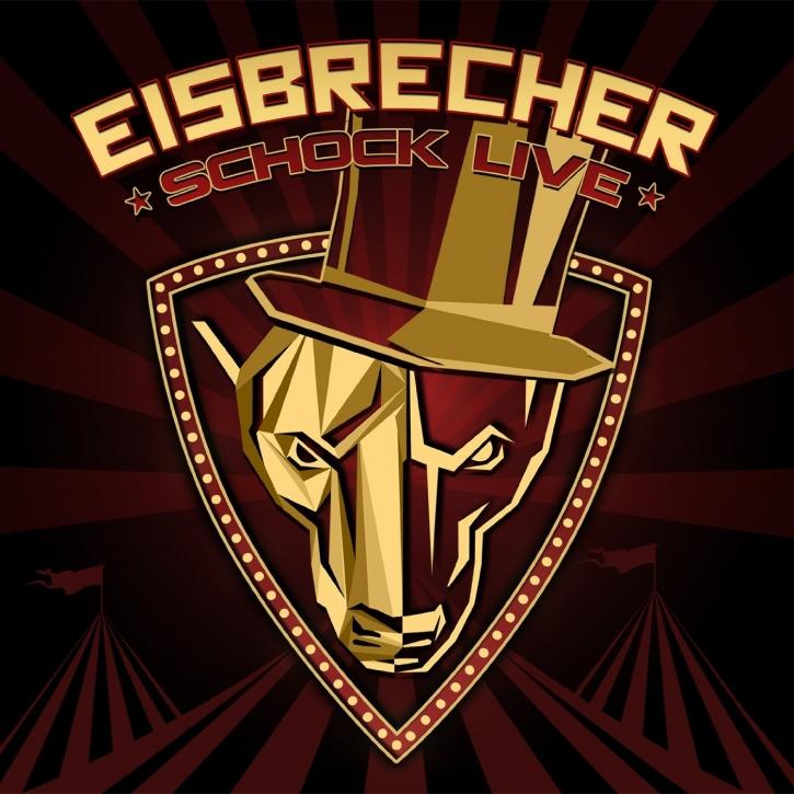 EISBRECHER Schock (Live) 2CD 2015
