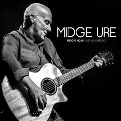 MIDGE URE Breathe Again: Live And Extended 2CD Digipack 2015