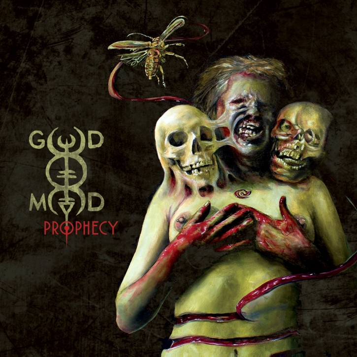 GOD MODULE Prophecy CD 2015