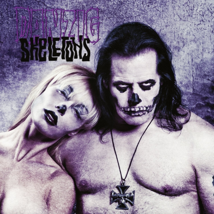 DANZIG Skeletons CD Digipack 2015
