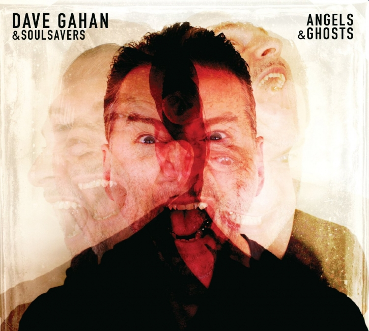 DAVE GAHAN & SOULSAVERS Angels & Ghosts CD Digipack 2015 (DEPECHE MODE)
