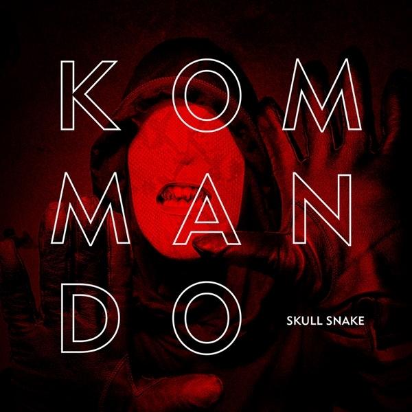 KOMMANDO Skull Snake CD 2015 ant-zen