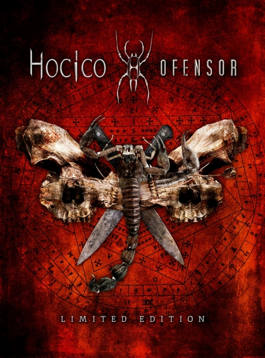 HOCICO Ofensor DELUXE 3CD EDITION 2015 LTD.1000