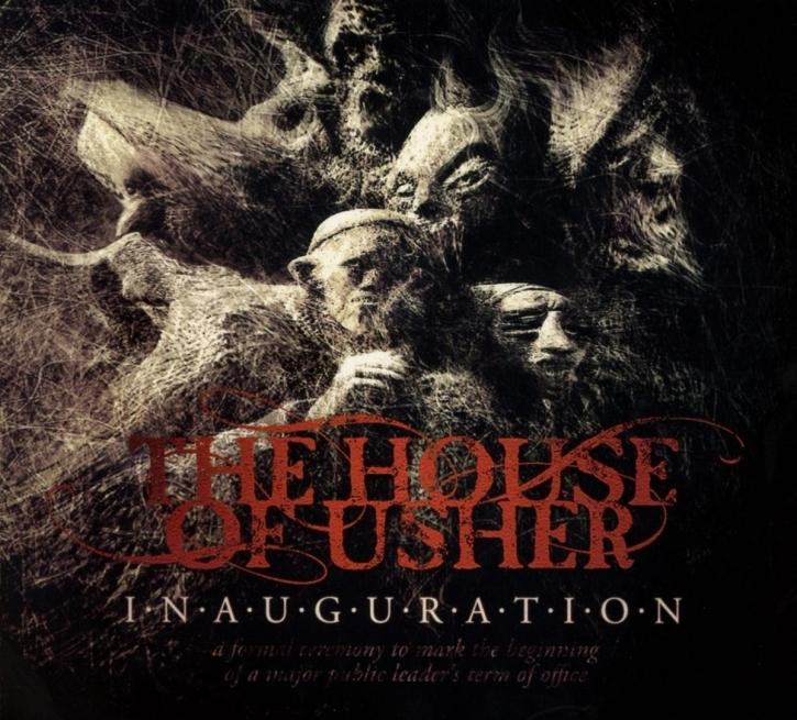 THE HOUSE OF USHER Inauguration CD Digipack 2015