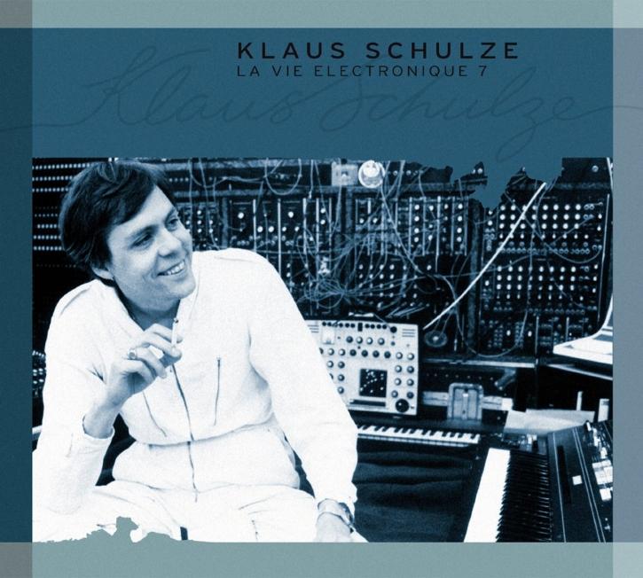 KLAUS SCHULZE La Vie Electronique 7 3CD Digipack 2010