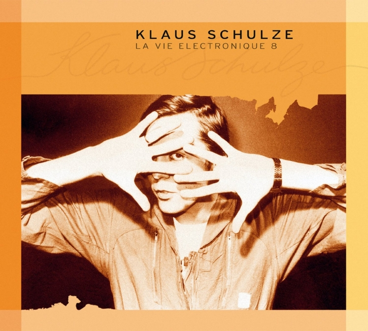 KLAUS SCHULZE La Vie Electronique 8 3CD Digipack 2018
