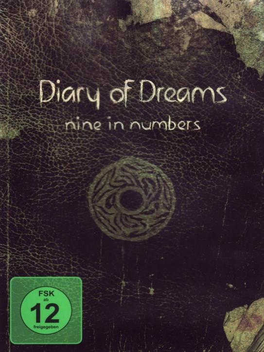 DIARY OF DREAMS Nine In Numbers DVD 2012