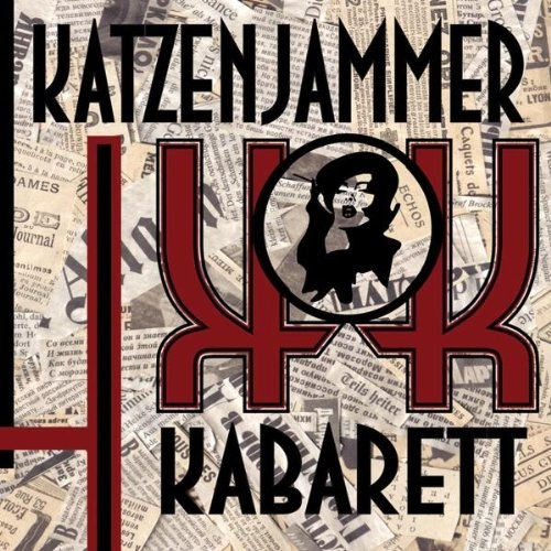 KATZENJAMMER KABARETT Katzenjammer Kabarett CD Digipack 2006