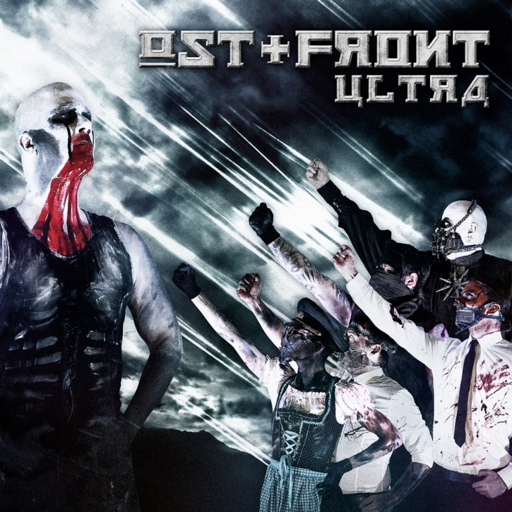 OST+FRONT Ultra (Deluxe Edition) 2CD Digipack 2016