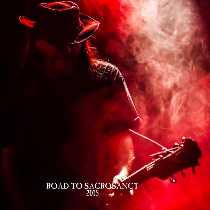 ROAD TO SACROSANCT 2015 CD Digipack The Last Dance WHISPERS IN THE SHADOW