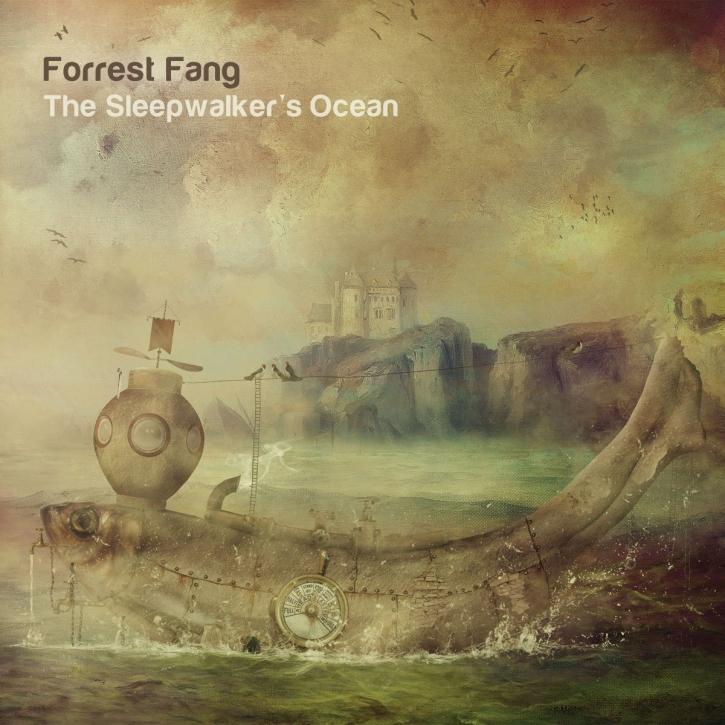 FORREST FANG The Sleepwalker's Ocean (Second Edition) 2CD Digipack 2021 LTD.300