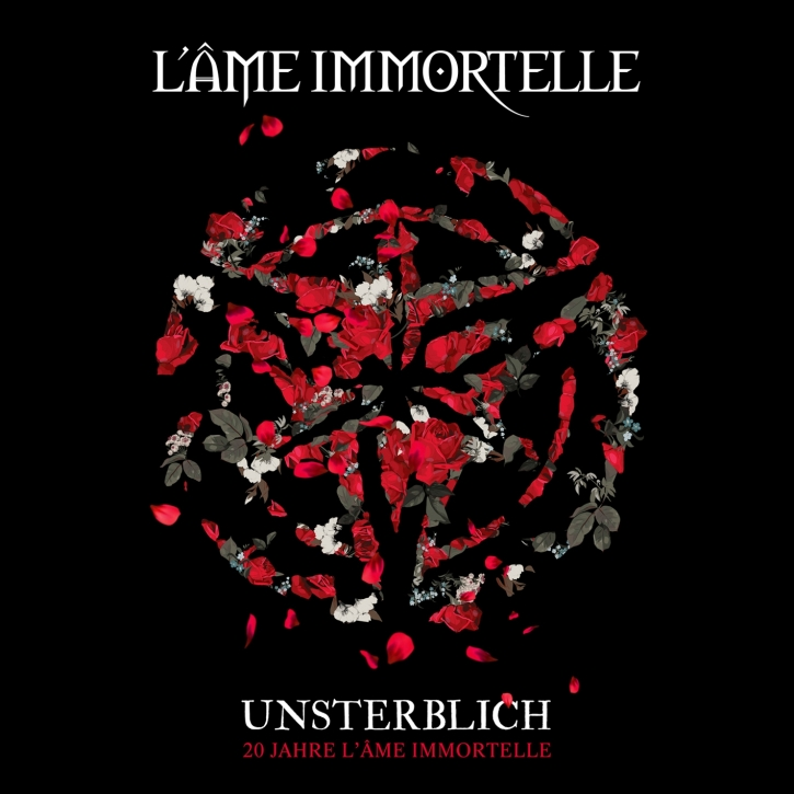 Only one free item can be redeemed per order! L'AME IMMORTELLE Unsterblich - 20 Jahre CD 2016