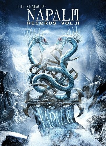 THE REALM OF NAPALM RECORDS VOL.2 DVD+CD LEAVES EYES Schelmish SALTATIO MORTIS