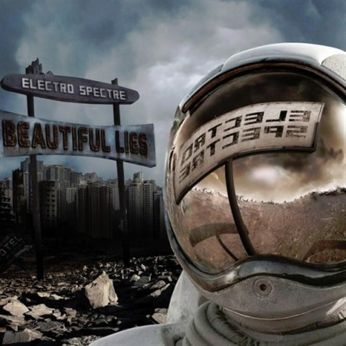 ELECTRO SPECTRE Beautiful Lies CD 2016 LTD.650