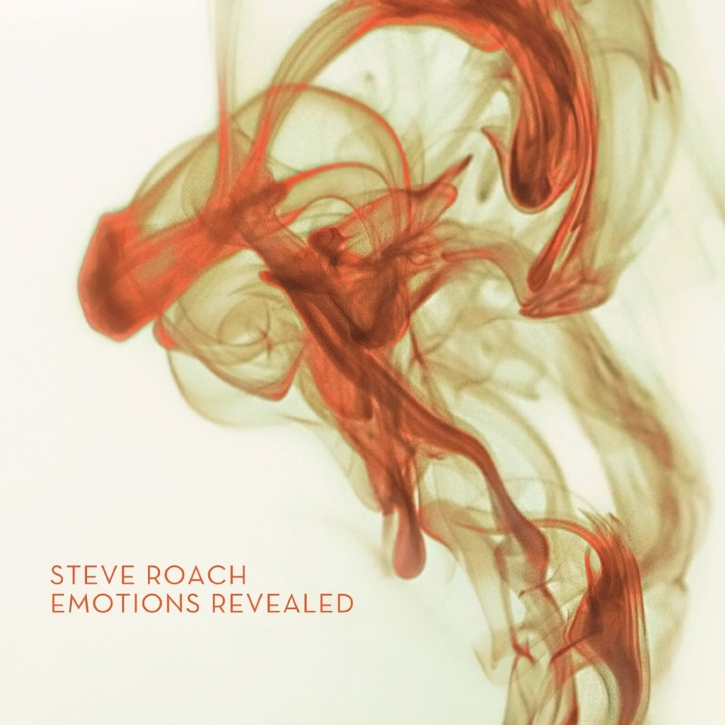 STEVE ROACH Emotions Revealed CD Digipack 2016