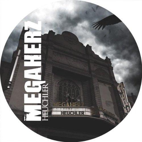 MEGAHERZ Heuchler LIMITED LP PICTURE VINYL 2008