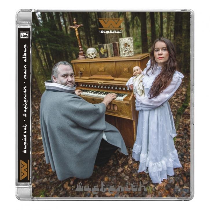 WUMPSCUT Wüterich CD 2016