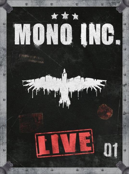 MONO INC. LIVE 2DVD 2016