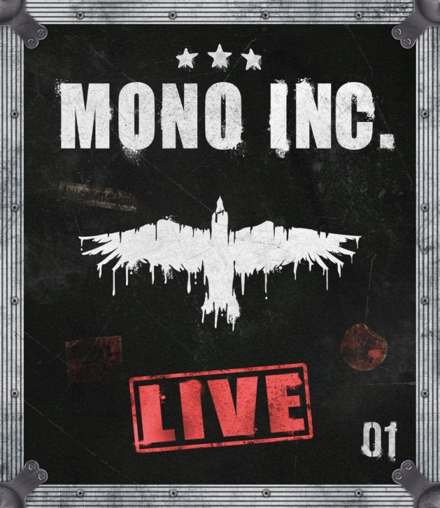 MONO INC. LIVE 2BLU-RAY 2016
