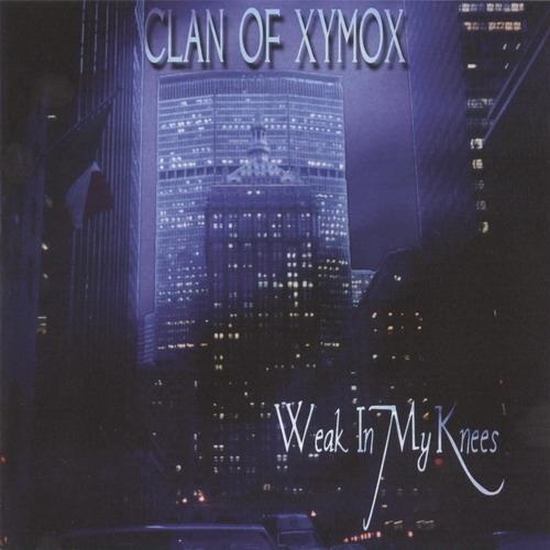 CLAN OF XYMOX Weak In My Knees CD 2006