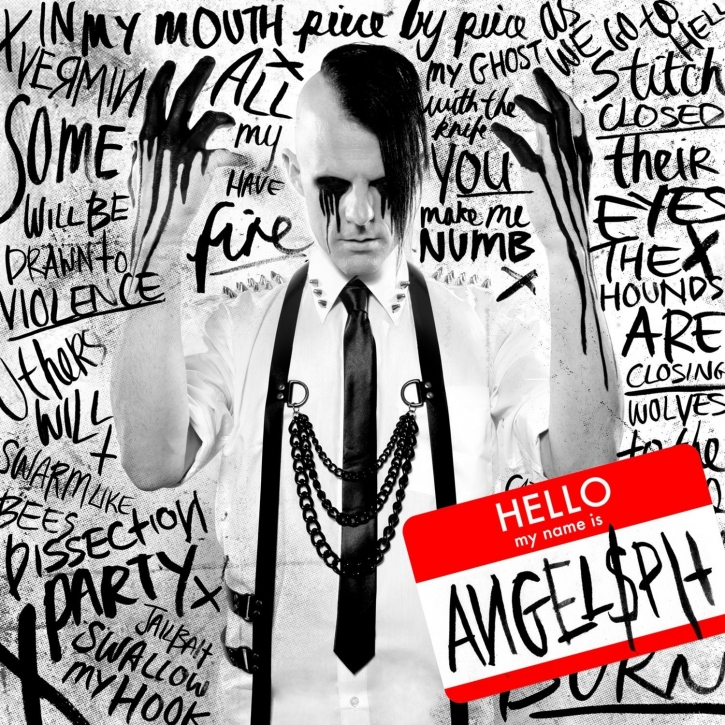 ANGELSPIT Hello, My Name is… CD 2011