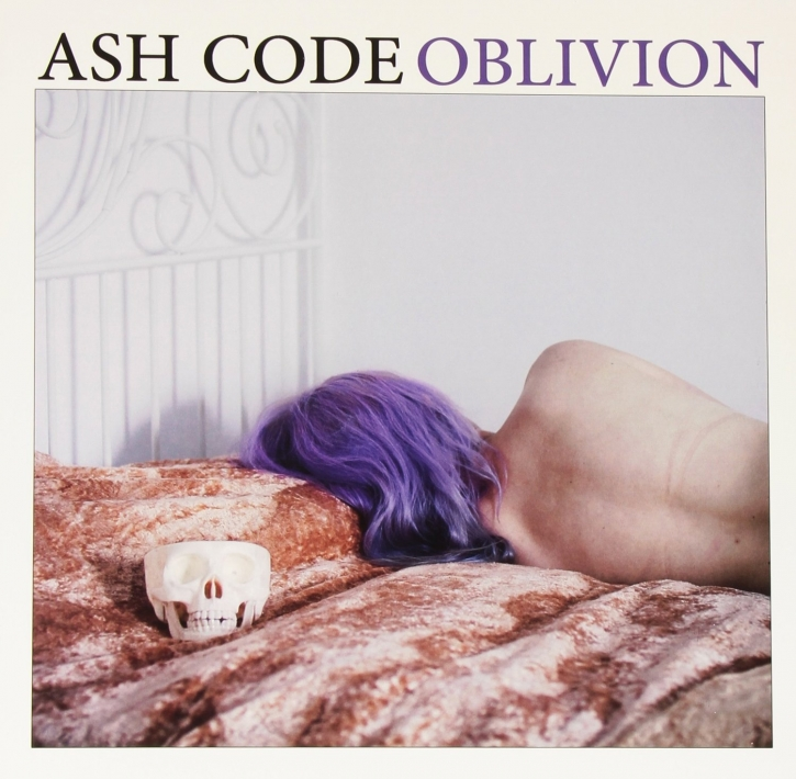 ASH CODE Oblivion [limited 2nd edition] LP VINYL 2018