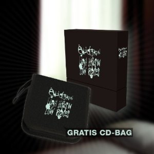 END OF GREEN High Hopes In Low Places LIMITED 2CD BOX + CD-BAG 2010