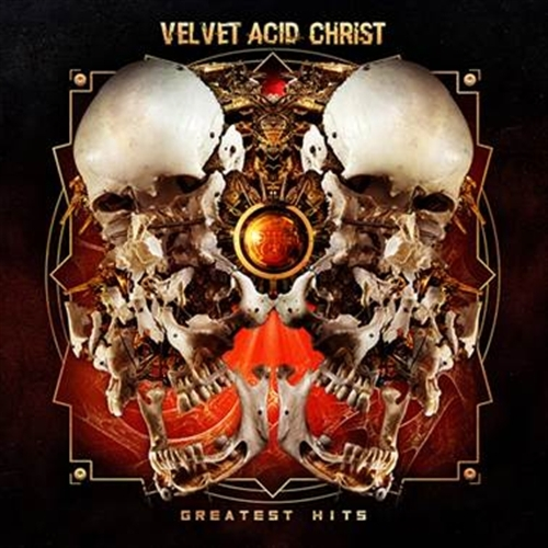 VELVET ACID CHRIST Greatest Hits CD 2016
