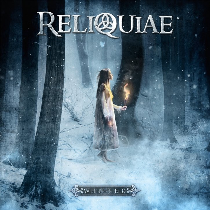 RELIQUIAE Winter CD DigiBook 2016