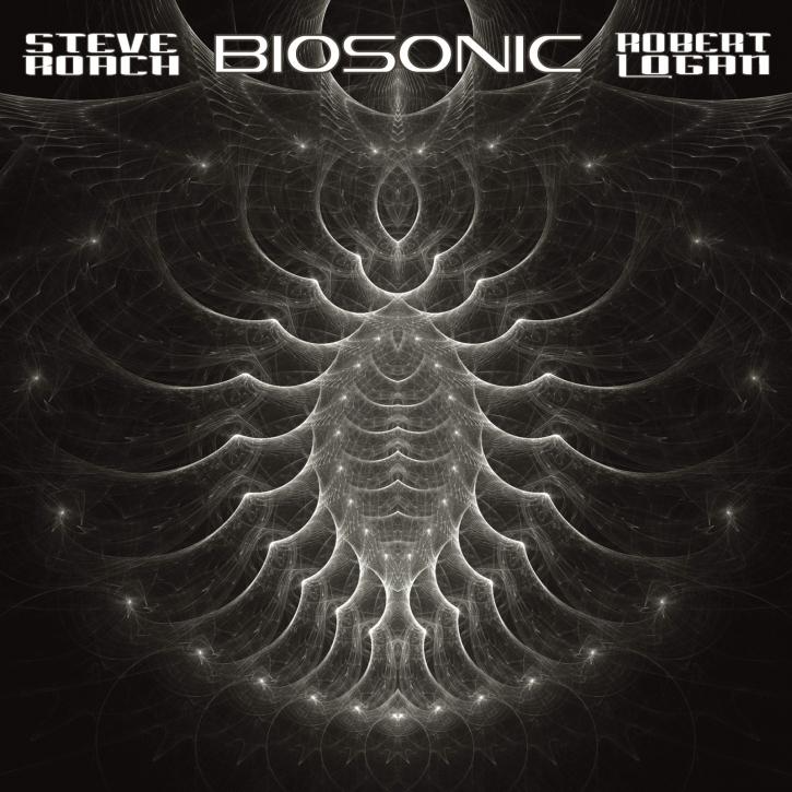 STEVE ROACH & ROBERT LOGAN Biosonic CD Digipack 2016