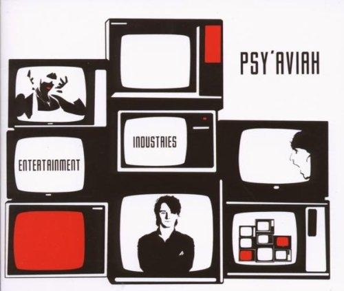 PSY'AVIAH Entertainment Industries CD 2008