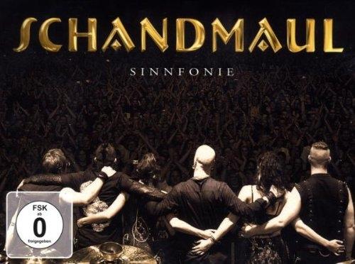 SCHANDMAUL Sinnfonie LIMITED EDITION 2DVD+2CD BOX 2009