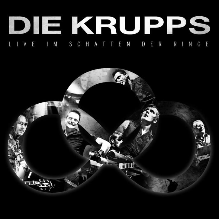DIE KRUPPS Live im Schatten der Ringe BLU-RAY+2CD 2016