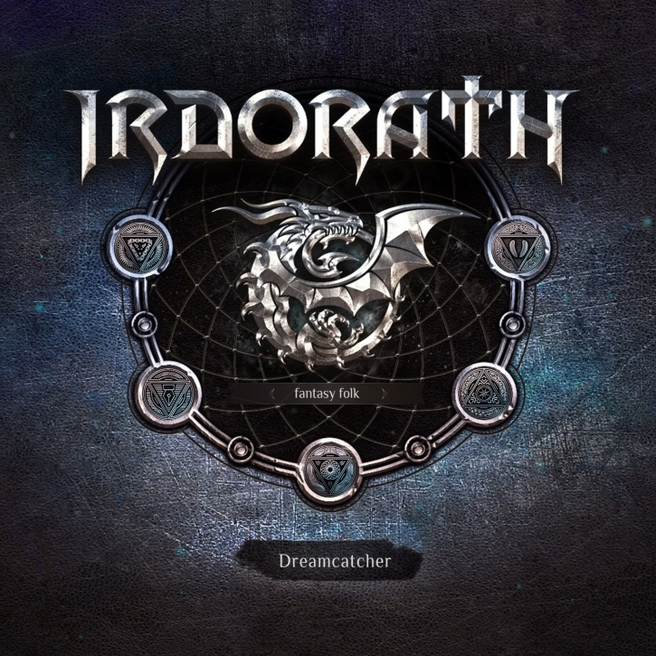 IRDORATH Dreamcather CD 2016