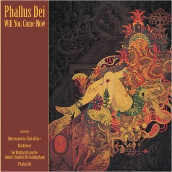 PHALLUS DEI Will You Come Now LIMITED LP VINYL 2011 DER BLUTHARSCH