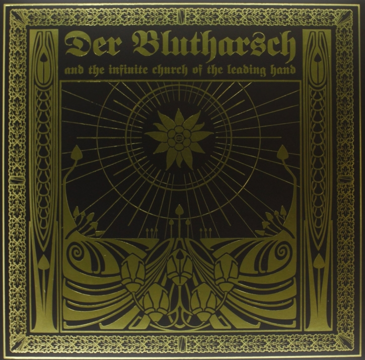 DER BLUTHARSCH The story about the digging of the hole VINYL 2011 LTD.600