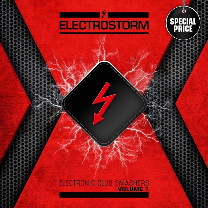 ELECTROSTORM VOL.7 CD 2016 Blutengel HOCICO Solar Fake SUICIDE COMMANDO