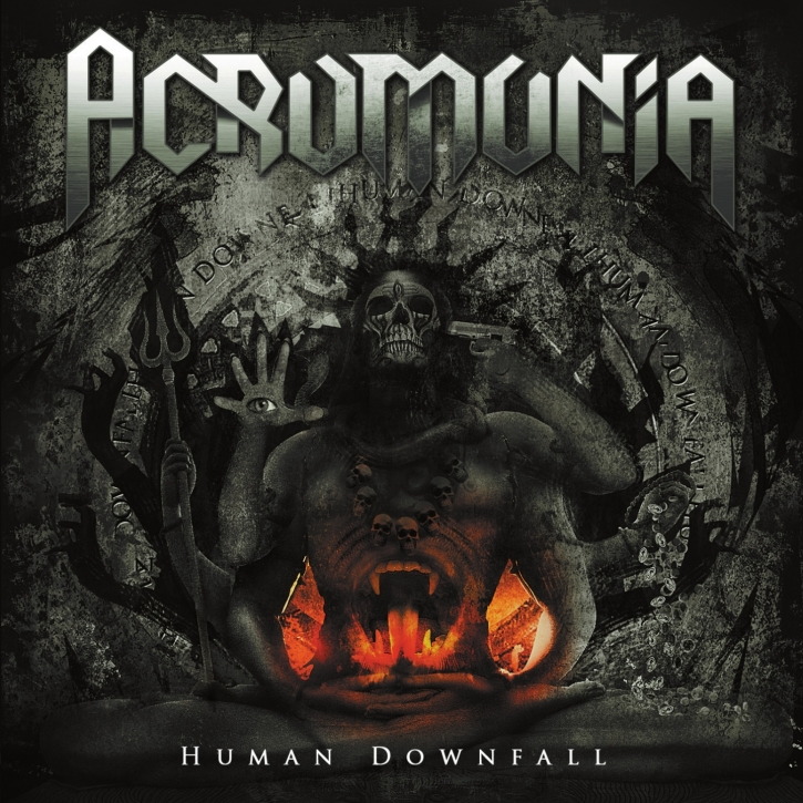 ACROMONIA Human Downfall CD 2012